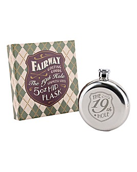 Fairway 19th Hole Hip Flask