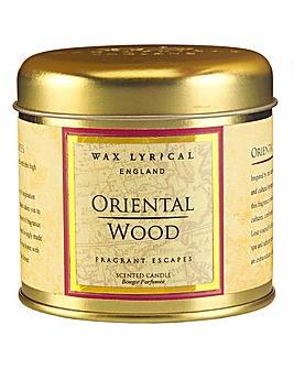 Wax Lyrical Fragrance Escapes Tin Candle