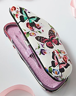 Butterfly Manicure Set
