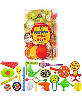 Party Toy Favour Pack Standard 100 Piece
