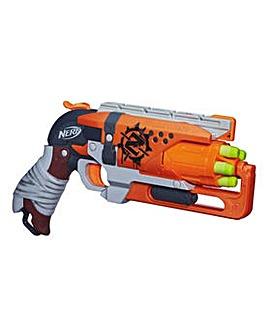 Nerf Zombie Strike Hammershot Blaster.