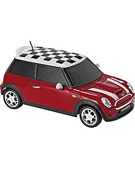 Mini Cooper S Radio Controlled Car