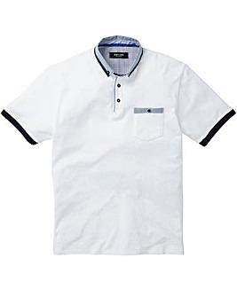 Black Label Pocket Trim Polo Regular