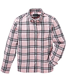 Label J Long Sleeve Check Shirt Regular
