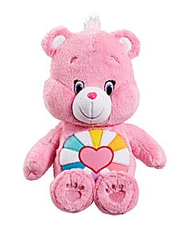 Care Bears Plush with DVD Hopeful Heart