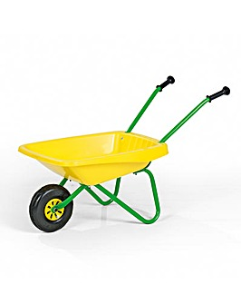 Metal & Plastic Wheelbarrow