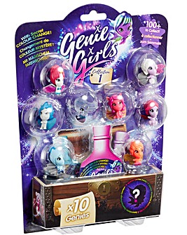 Genie Girls 10 Figure Pack