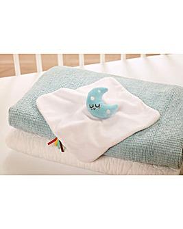 Baby Sensory Say Hello Comforter
