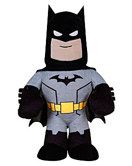 DC Universe Talking Batman Soft Toy