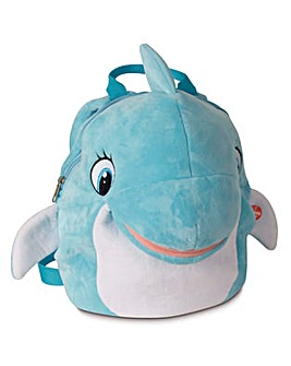 Club Petz Blu Blu Musical Backpack