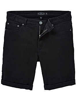 Label J Stretch Denim Short