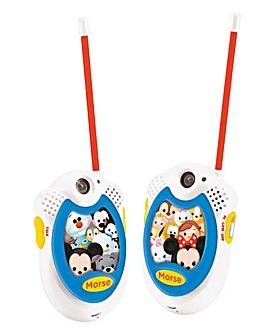 Lexibook Disney Tsum Tsum Walkie Talkies