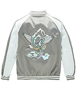 Label J Printed Souvenir Jacket