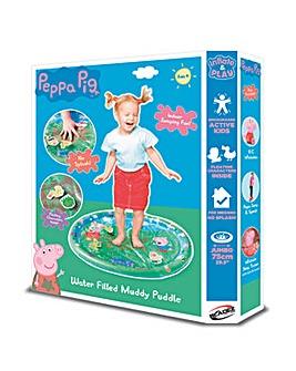 Peppa Pig Muddy Puddle Playmat