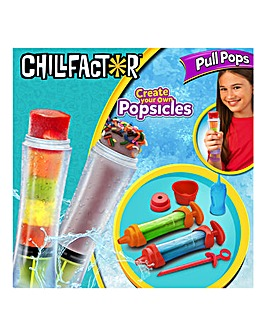Chill Factor Pull Pops Gift Set