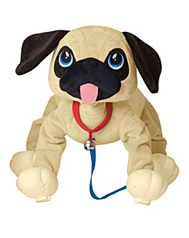 Snuggle Pets Peppy Puppy - Pug