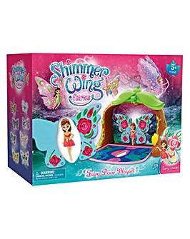 Shimmer Wing Fairies Fairy Door Playset