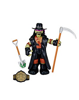 TMNT WWE Mash Up Donatello as Undertaker