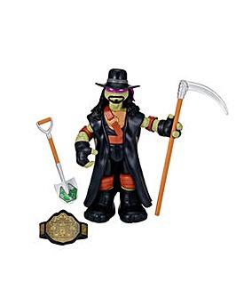 TMNT WWE Mash Up Donatello as Undertaker