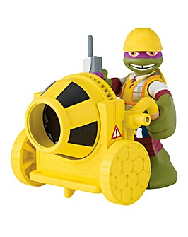 TMNT Half Shell Heroes Construction