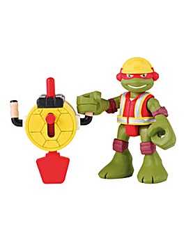 TMNT Half Shell Heroes Construction Raph