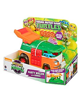 TMNT Half Shell Heroes Party Wagon