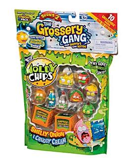Grossery Gang 10 pack - Series 2