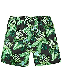 Label J Palm Swim Short
