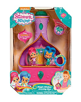 Shimmer and Shine Magic Wishes Musical