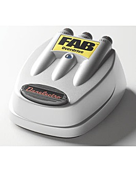 Dano Fab Overdrive Pedal