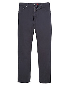 Pierre Cardin Textured Jeans 34in Leg