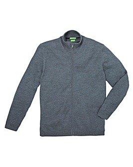 Hugo Boss Mighty Zip-Thru Knit