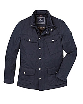 Hackett Cotton Mix Velospeed Jacket