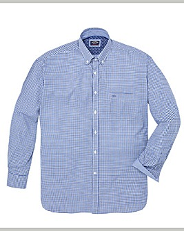 Paul & Shark Mighty Gingham Check Shirt
