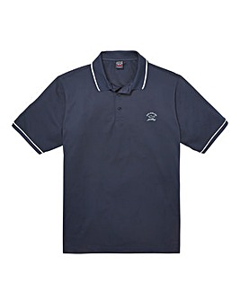 Paul & Shark Mighty Tipped Polo Shirt