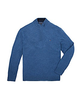 Tommy Hilfiger Mighty Zip-Neck Knit