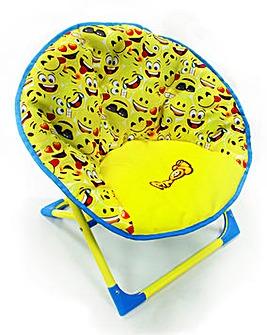 Emoji Moon Chair
