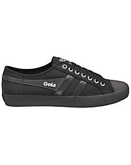 Gola Coaster retro plimsoll trainers