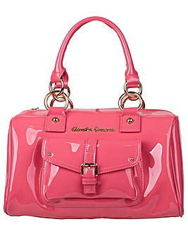 Claudia Canova Twin Strap/w With Front