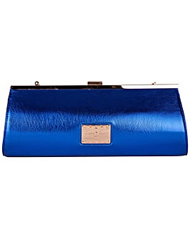 Claudia Canova Long Clasp Top Clutch