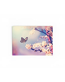 Butterfly Branch Wall Art