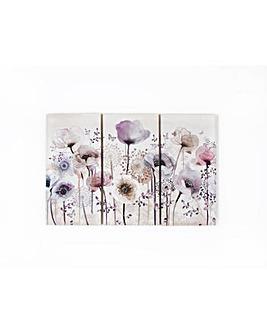 Classic Poppy Trio Wall Art