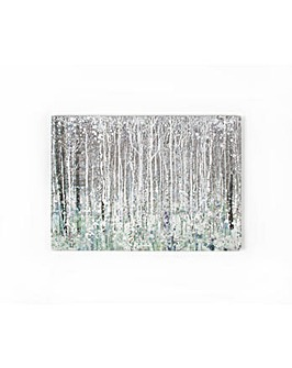 Watercolour Woods Wall Art