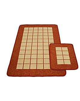 Naples Utility Mat with a FREE door mat