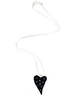 Lizzie Lee Colourful Heart Necklace