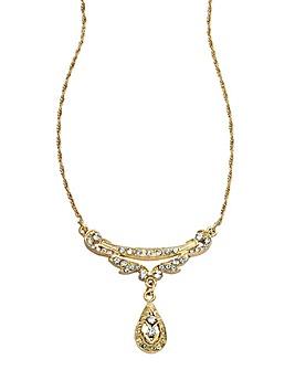 Downton Abbey Gold-tone Necklace