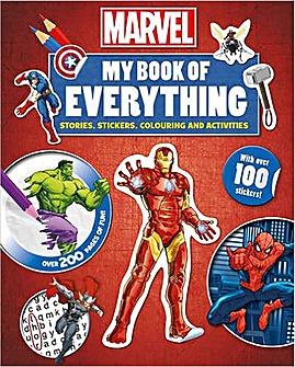 Marvel My Book of Everything