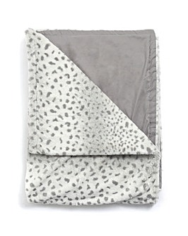 cascade home cheetah throw