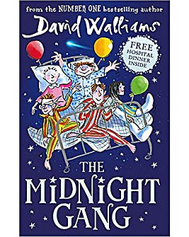 David Walliams The Midnight Gang