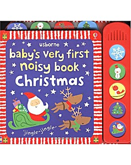 Babys First Noisy Christmas Book